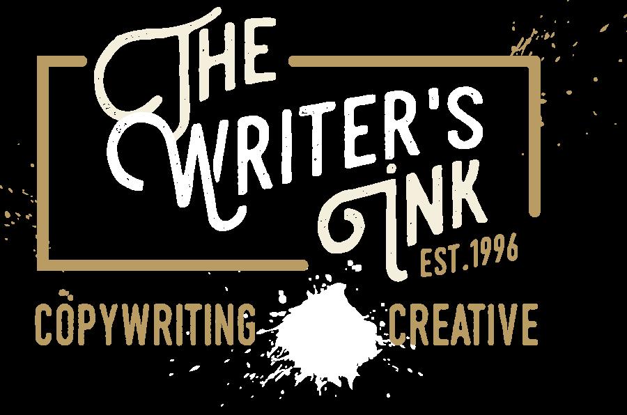 The Writer's Ink, Est. 1996, Copywriting, Creative